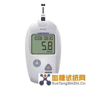 三诺安准血糖仪(单机)