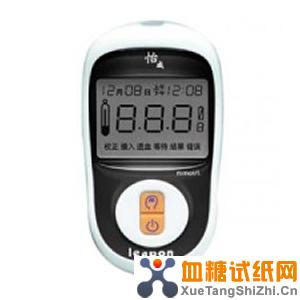 怡成超越JPS-5血糖仪(单机)
