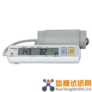 松下EW-3108臂式电子血压计