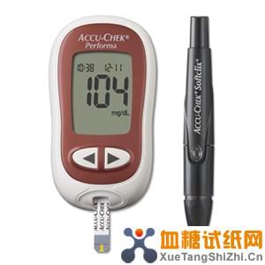 罗氏卓越型血糖仪