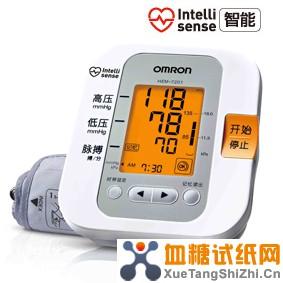 欧姆龙HEM-7201上臂式电子血压计