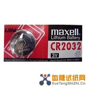 CR2032纽扣电池(罗氏血糖仪/强生血糖仪/京都血糖仪/血糖仪电池)
